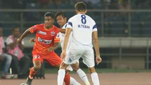 Delhi Dynamos vs Pune City ISL 2018/19