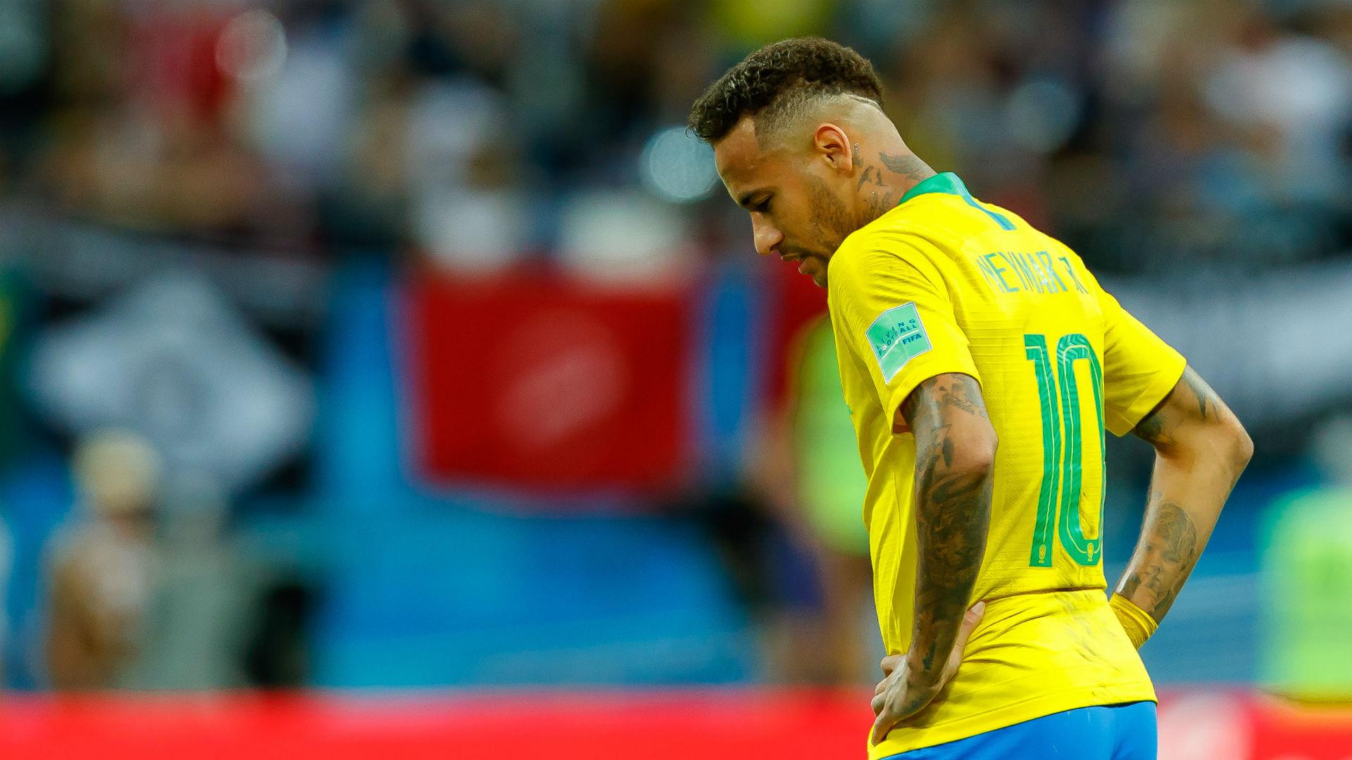 Ronaldo attendait plus de Neymar — Brésil