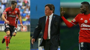 America Piojo Herrera Guido Rodriguez Aviles Hurtado Tijuana Liga MX Mexico