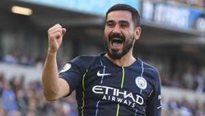 Ilkay Gundogan Man City 2019