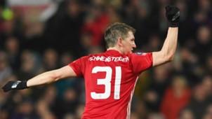 Bastian Schweinsteiger Manchester United Wigan