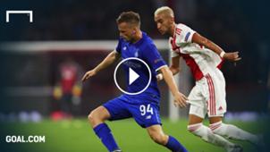 GFX Ajax Amsterdam Dynamo Kiew