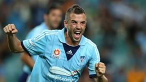 Matthew Jurman Sydney FC