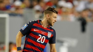 Paul Arriola USA Gold Cup