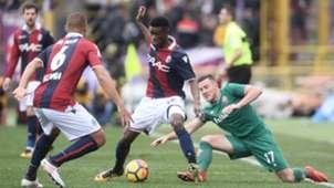 Bologna Fiorentina Donsah Veretout