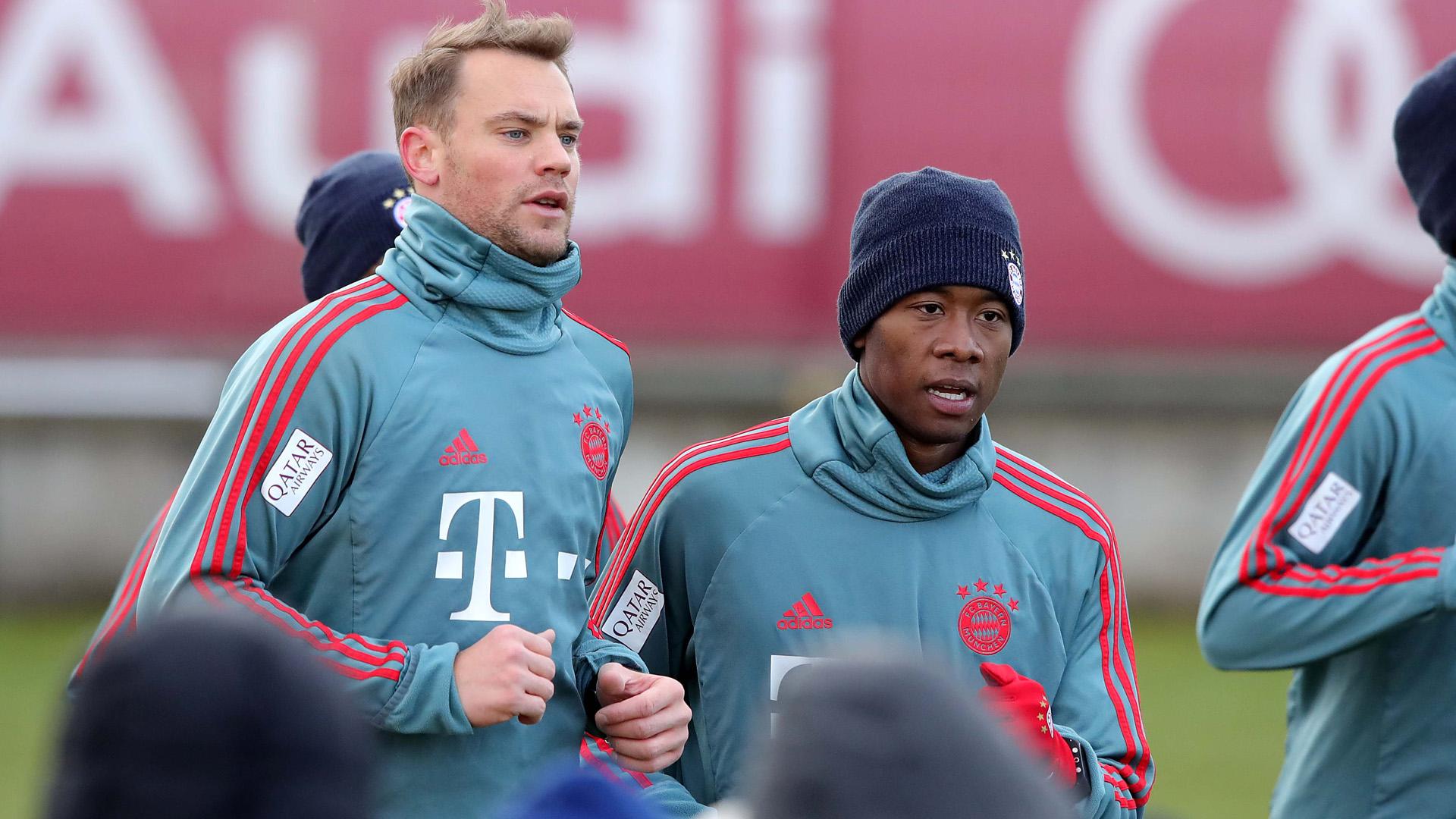 Manuel Neuer Bayern 28012019
