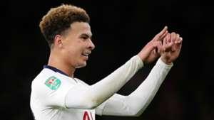 Dele Alli Tottenham 2018