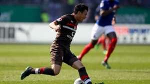 2019-04-07 Miyaichi Ryo FC St. Pauli