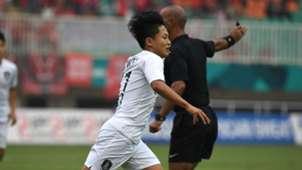 Lee Seung-Woo South Korea Asian Games
