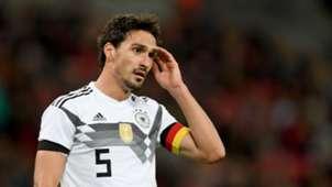 Mats Hummels Deutschland DFB Germany 10112017