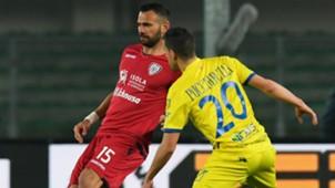Castan Pucciarelli Chievo Cagliari Serie A