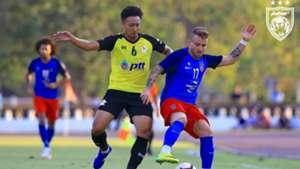 Aaron Niguez, Johor Darul Ta'zim FC
