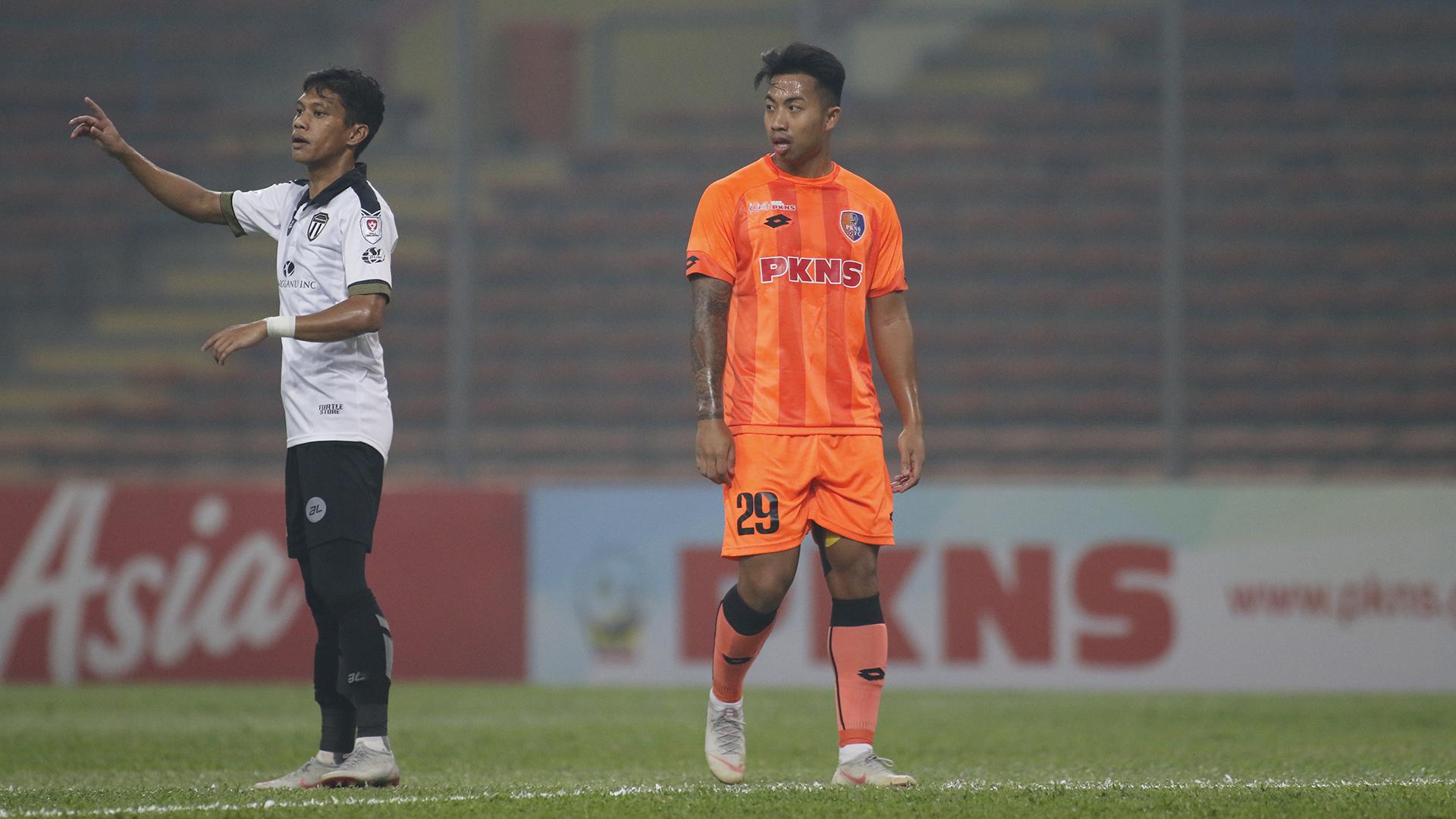 Kittihphong Pluemjai, PKNS FC v Terengganu FC, Malaysia Cup, 17 Sep 2019