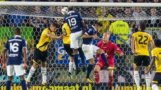 NAC Breda vs. Sparta Rotterdam, 08252017
