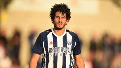Ahmed Hegazi, West Brom