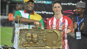 Nigeria B vs Atletico Madrid