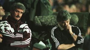 Kevin Keegan Terry McDermott Newcastle 1996