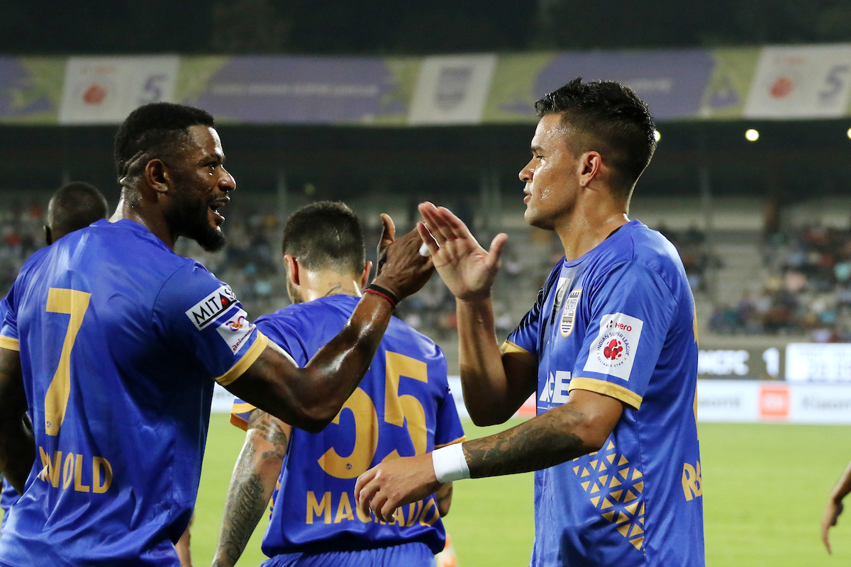 Mumbai City vs FC Goa