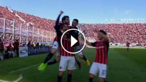 VIDEO PLAY Gol Nicolas Blandi San Lorenzo River Torneo Primera Division 04062017
