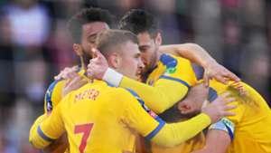 Crystal Palace celebrate 2018-19
