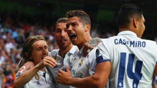 Cristiano Ronaldo Real Madrid Atletico Madrid Champions League