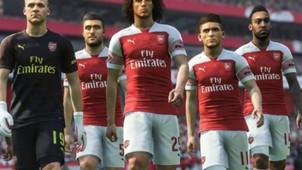 Arsenal PES