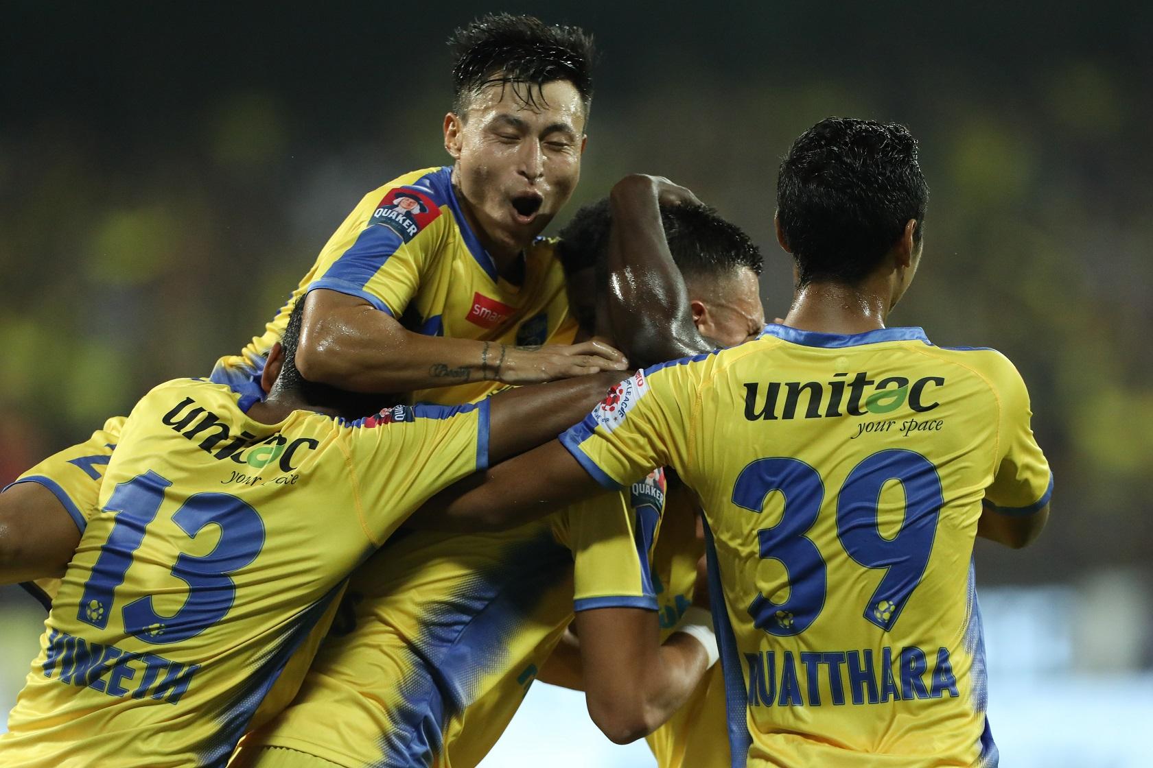 Kerala Blasters Mumbai City