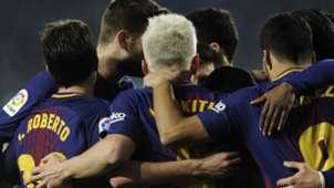 Barcelona La Liga 01212018