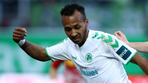 Julian Green Greuther Furth 2Bundesliga