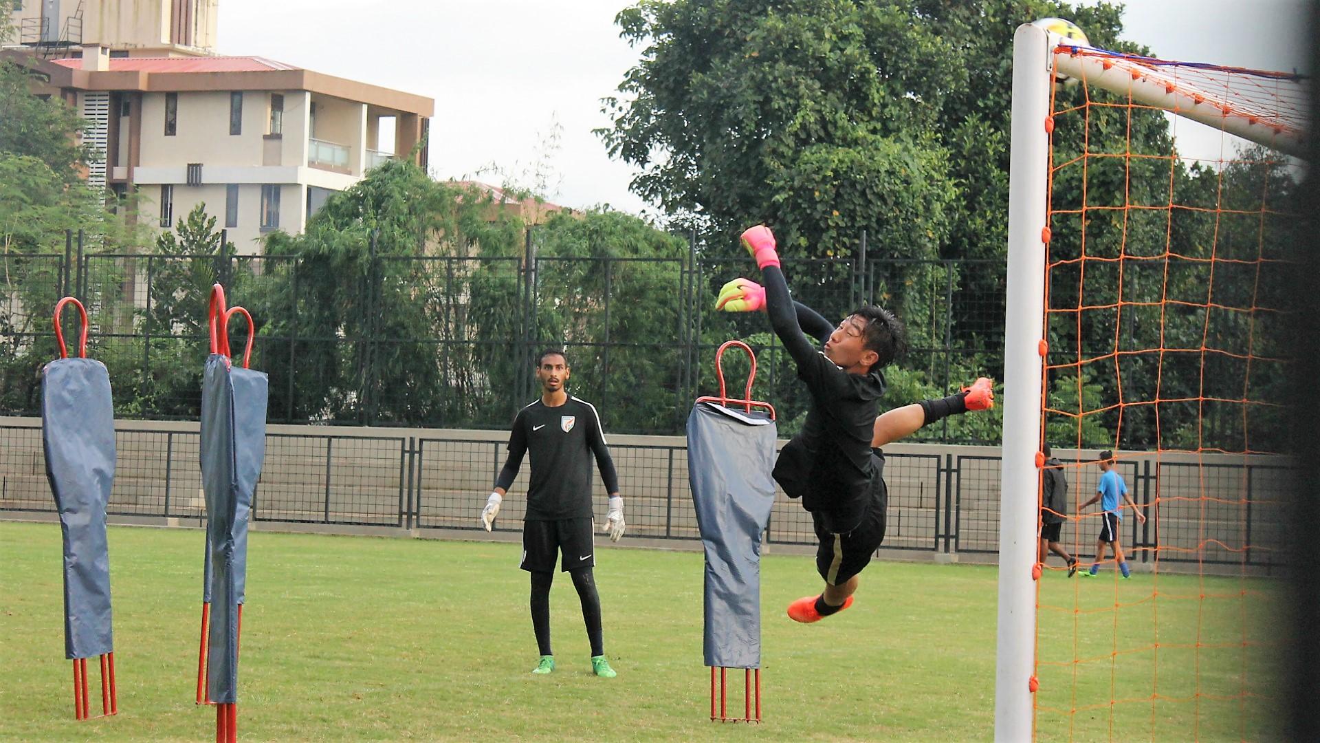 Dheeraj Singh Moirangthem India U17