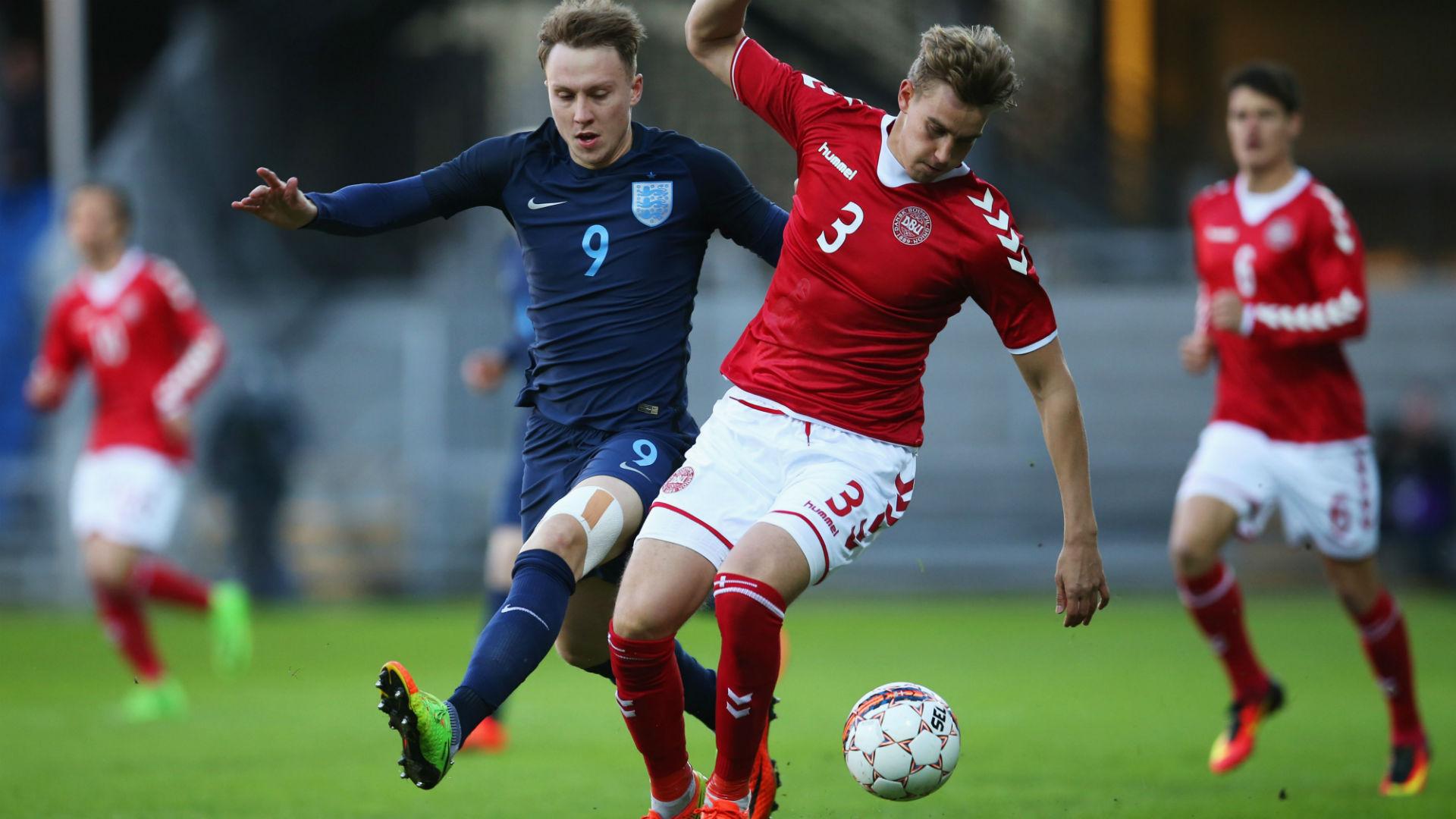England Under-21 v Denmark Under-21