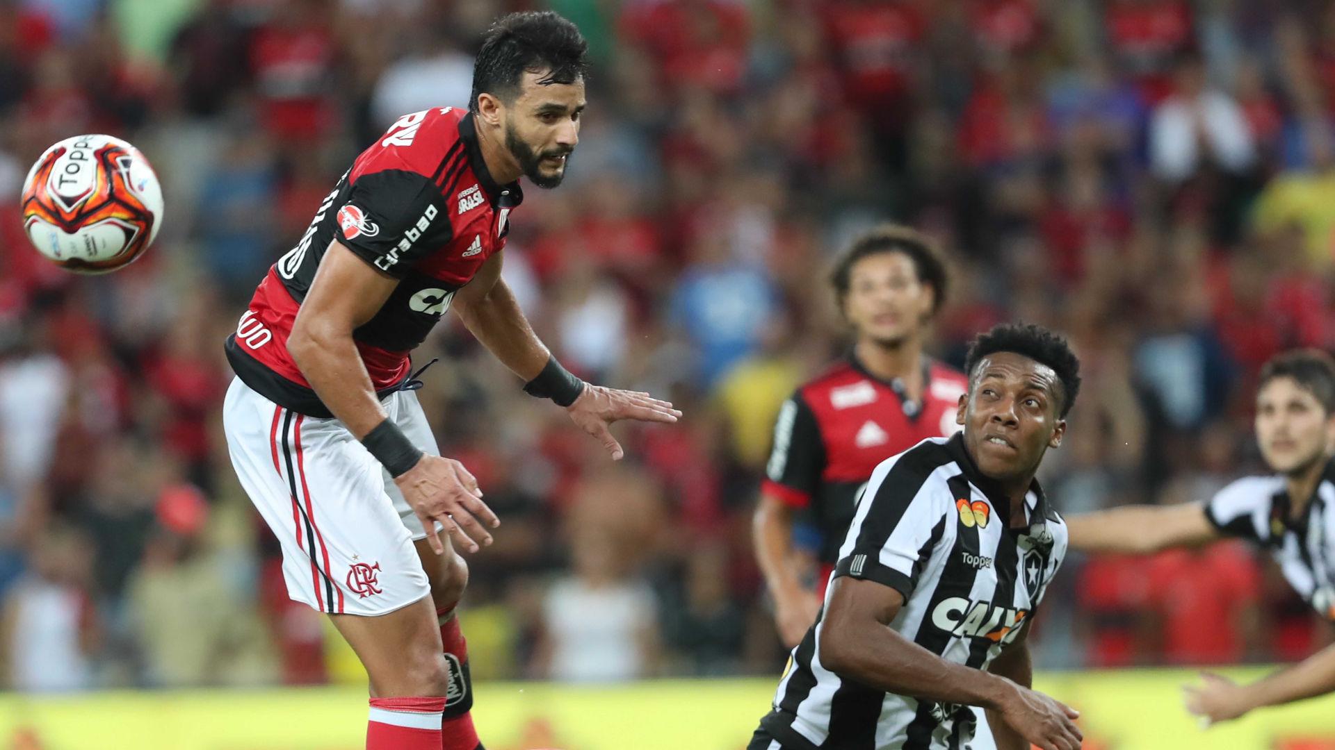 Henrique Dourado Flamengo Botafogo 28032018 Carioca