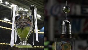 Champions League y Copa Libertadores