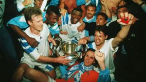 Marseille 1993 Champions League winners