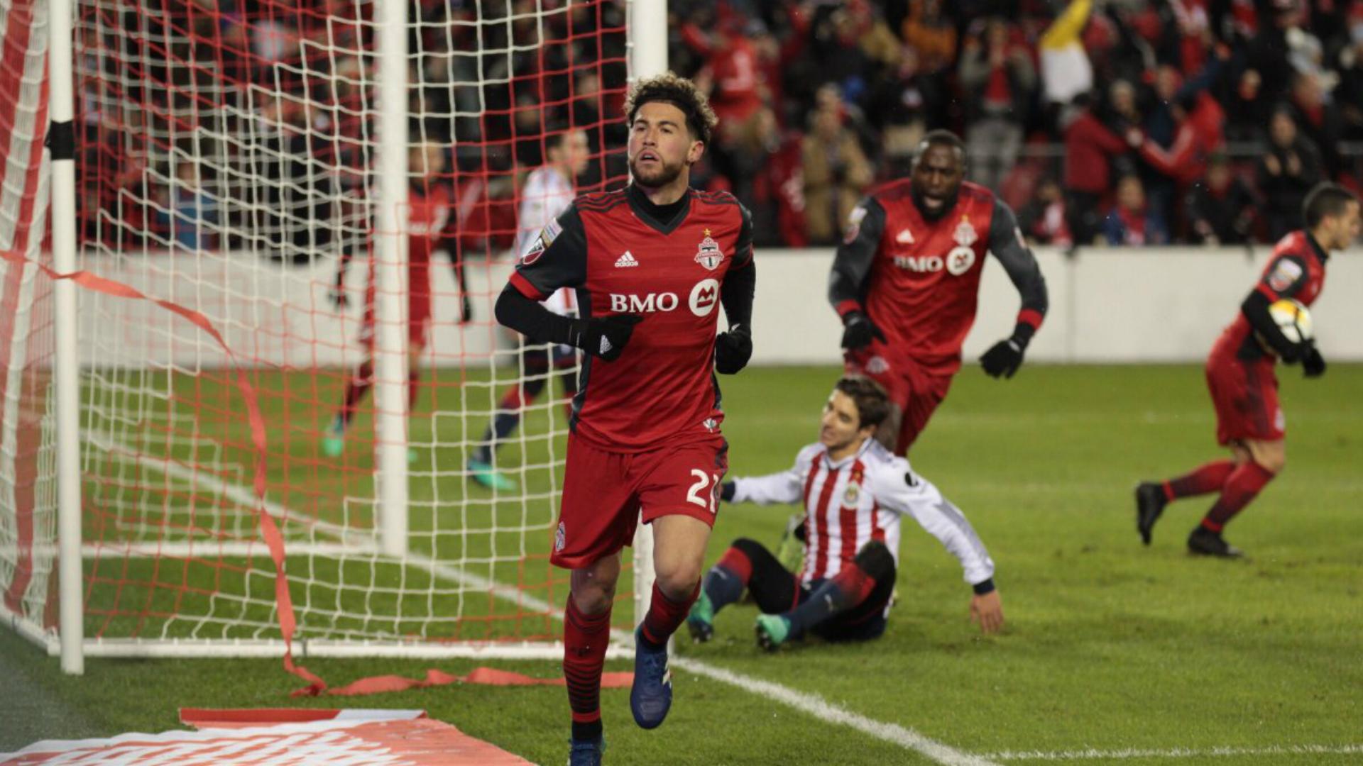 Toronto FC vs Chivas de Guadalajara, Concachampions 2018 — Final en vivo