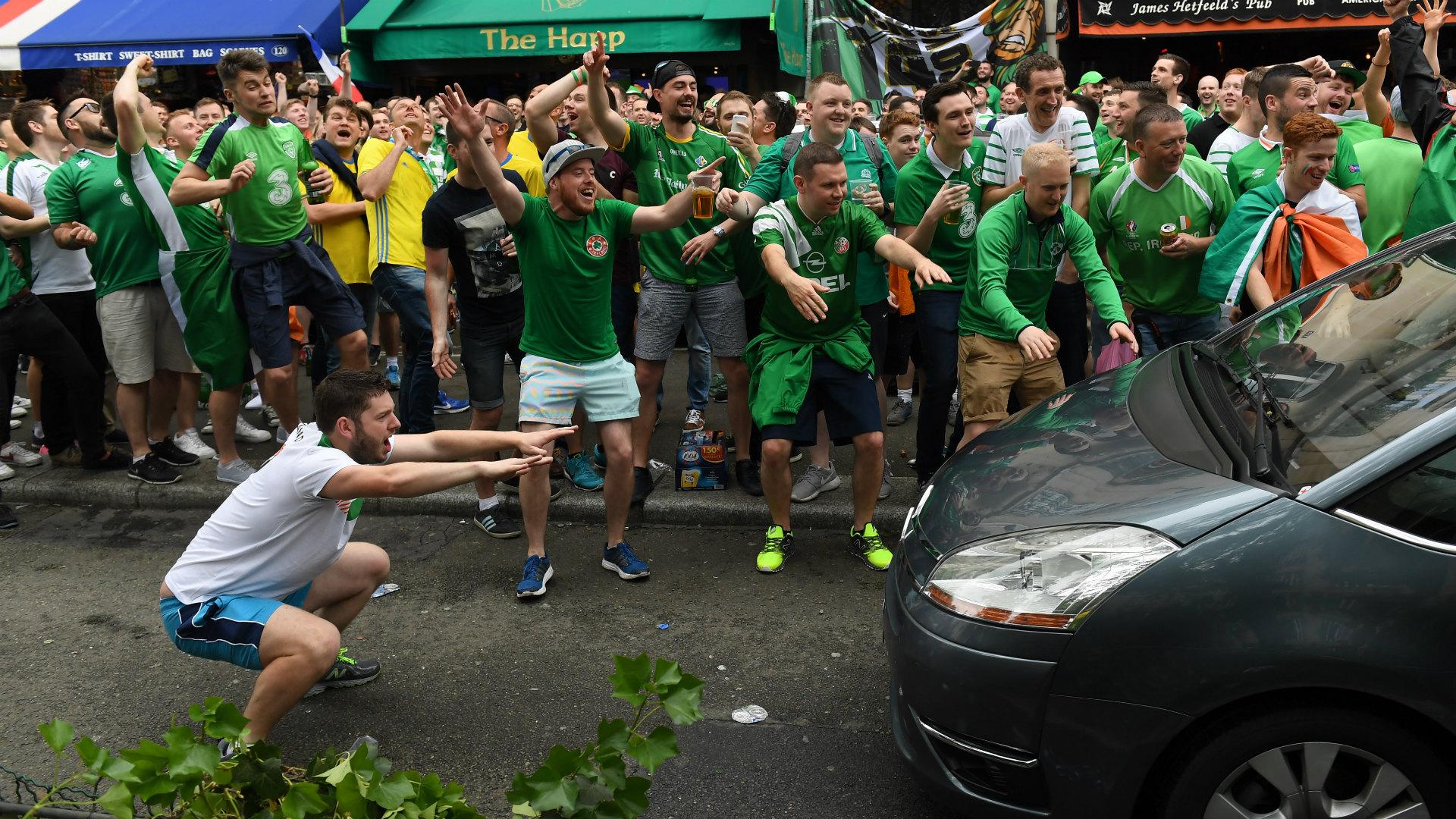 Ireland fans Euro 2016 5