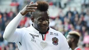 Mario Balotelli Rennes Nice Ligue 1 17092017