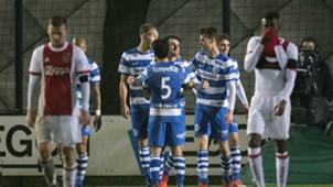 Jong Ajax - De Graafschap, 03112017,
