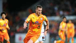 Mitch Duke Shimizu S-Pulse J.League