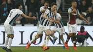Jonny Evans WBA Premier League