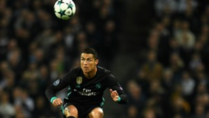 Cristiano Ronaldo Tottenham Real Madrid Champions League