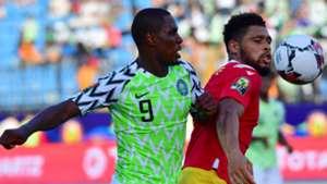 Odion Ighalo - Nigeria vs. Guinea