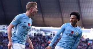 Kevin De Bruyne Manchester City Arsenal