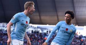 Kevin De Bruyne Manchester City Arsenal