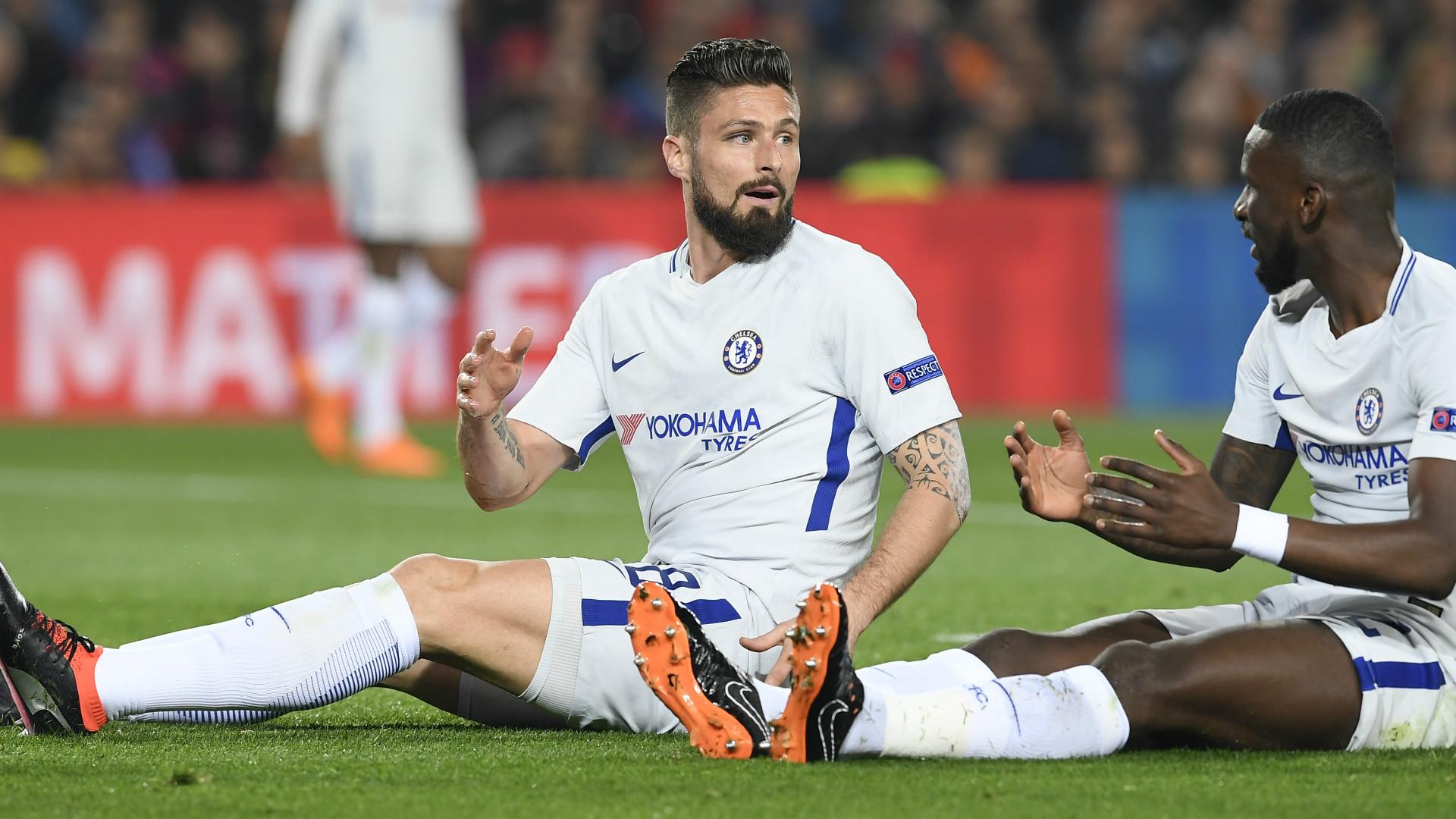 Olivier Giroud Chelsea