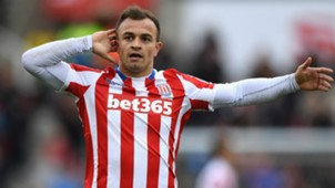 Premier League Team of the Week Xherdan Shaqiri