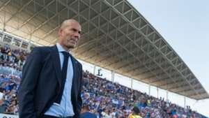 Zidane Getafe Real Madrid LaLiga