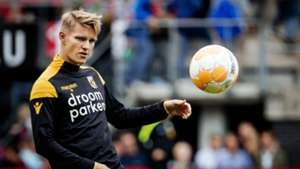 Martin Ödegaard Vitesse Arnheim 26082018