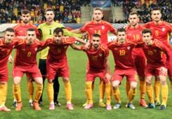 Macedonia U-21 team