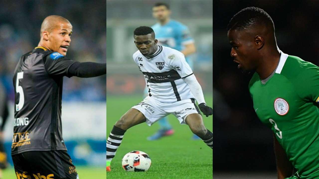 Nigerian Transfers